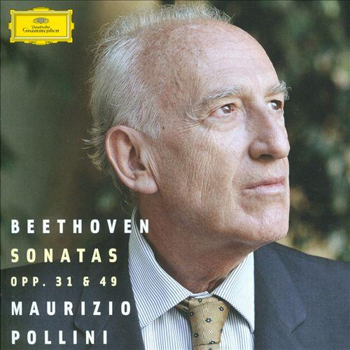 Beethoven: Sonatas, Opp. 31 & 49