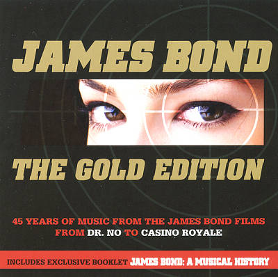James Bond: The Gold Collection 45 Years