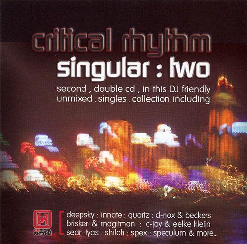 Critical Rhythm: Singular 2
