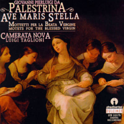 Giovanni Pierluigi da Palestrina: Ave maris Stella; Motets for the Blessed Virgin