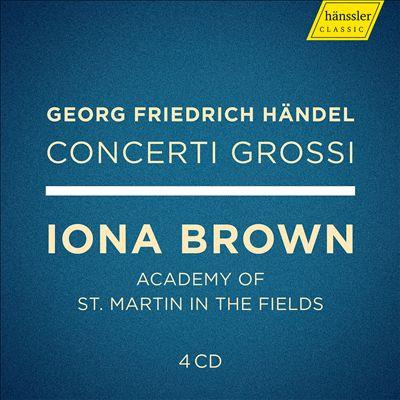 Georg Friedrich Händel: Concerto Grossi