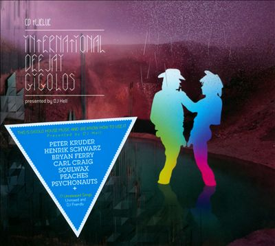 International Deejay Gigolos CD Twelve