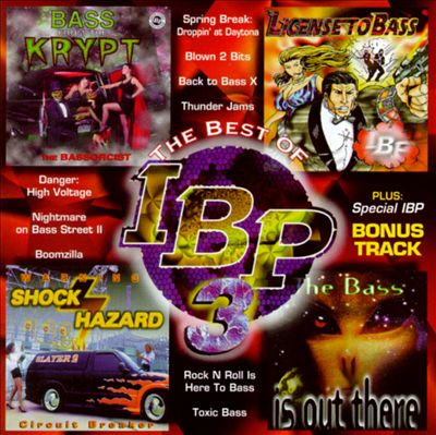 The Best of IBP, Vol. 3