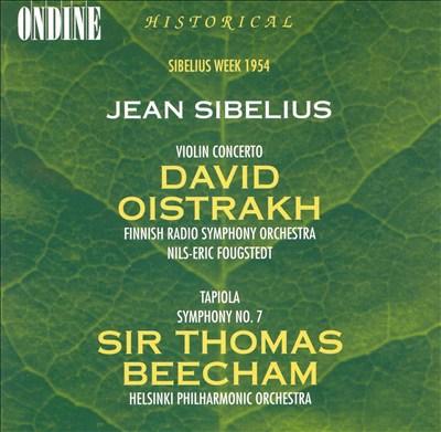 Sibelius Week 1954