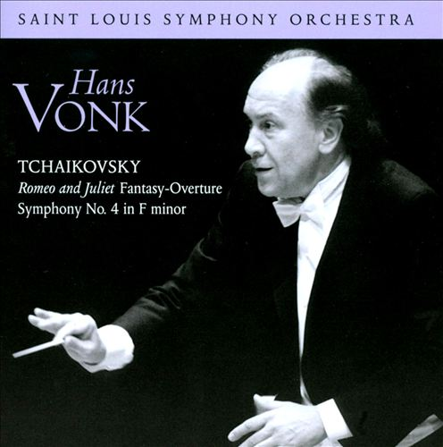 Tchaikovsky: Romeo and Juliet Fantasy-Overture; Symphony No. 4 in F minor