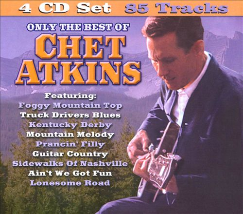 Only the Best of Chet Atkins