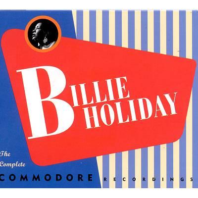 The Complete Original American Commodore Recordings