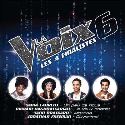 Voix 6: Les 4 finalistes