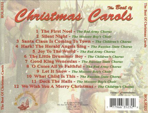 Best of Christmas Carols