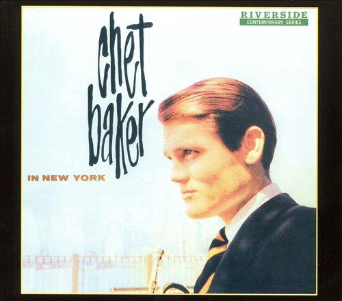 Chet Baker in New York