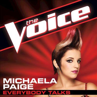 Everybody Talks [The Voice Performance]