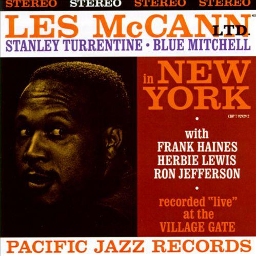 Les McCann Ltd. In New York