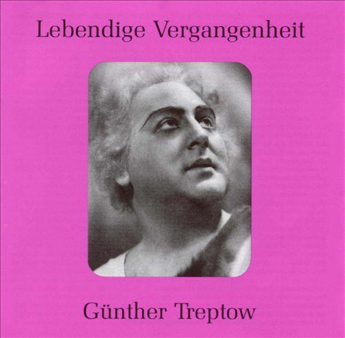 Lebendige Vergangenheit: Günther Treptow