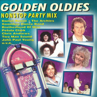 Golden Oldies NonStop Party Mix
