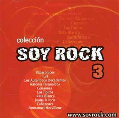 Soy Rock, Vol. 3