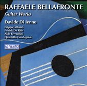 Raffaele Bellafronte: Guitar Works