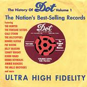 History of Dot Records, Vol. 1: Young Love