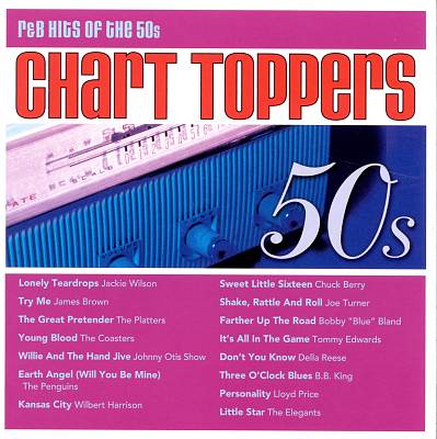 Chart Toppers: R&B Hits of the 50s