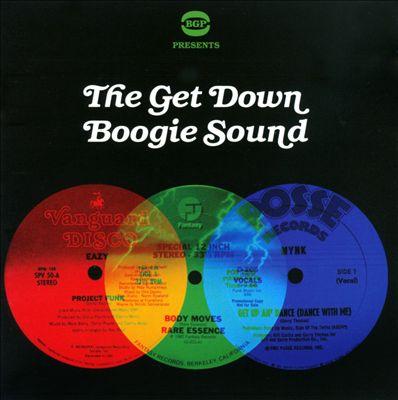 The Get Down Boogie Sound