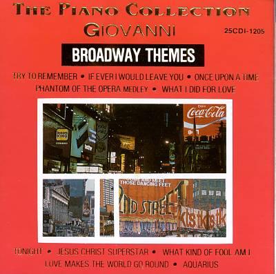 Broadway Themes