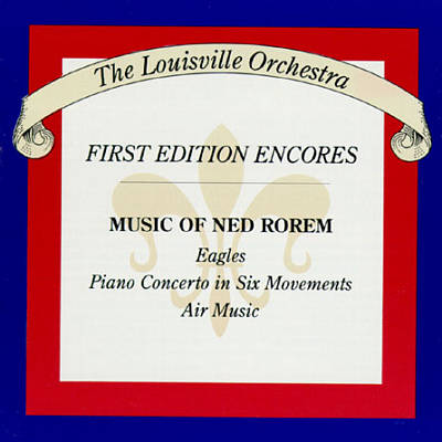 Music of Ned Rorem
