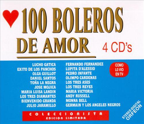 100 Boleros de Amor