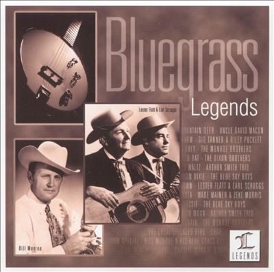 Legends: Bluegrass Legends