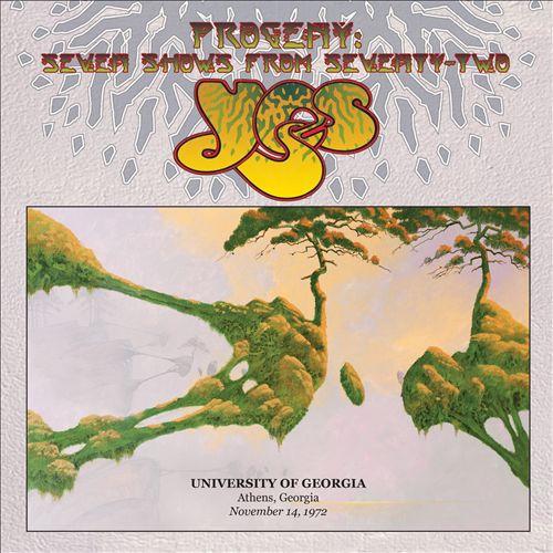 Live at University of Georgia, Athens  November 14, 1972