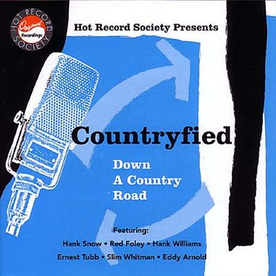 Countrified: Down a Country Road