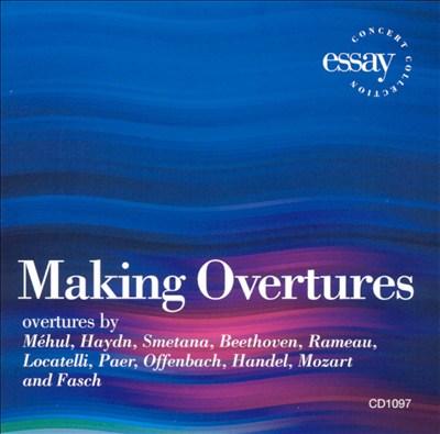 Making Overtures