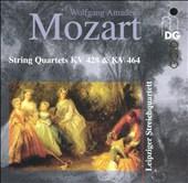 Mozart: String Quartets KV 428 & KV 464