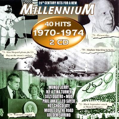 40 Hits: 1970-1974