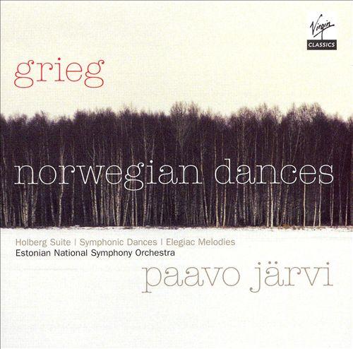 Grieg: Norwegian Dances