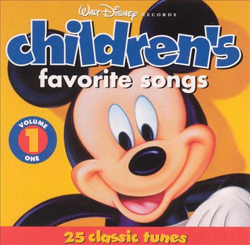 Disney Children's Favorites, Vol. 1