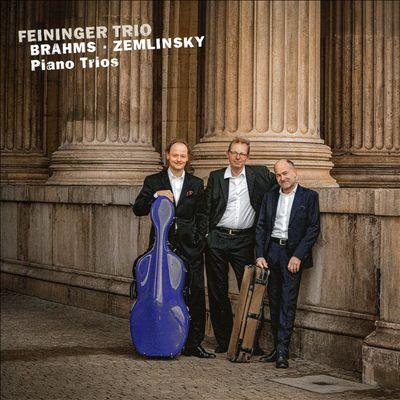 Brahms, Zemlinsky: Piano Trios