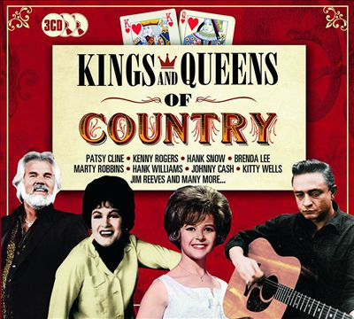 Kings & Queens of Country [Delta]