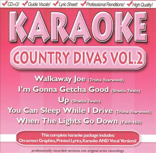 Country Divas, Vol. 2