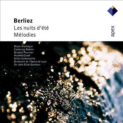 Berlioz: Les nuits d'été; Mélodies