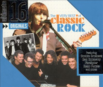 Ultimate 16: The Very Best of Classic Rock