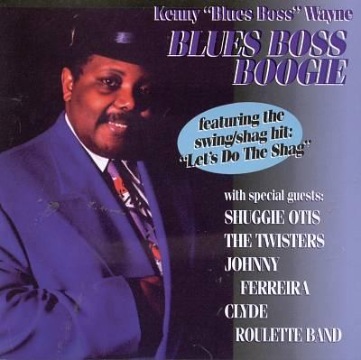 Blues Boss Boogie