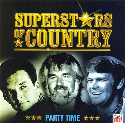 Superstars of Country: Party Time