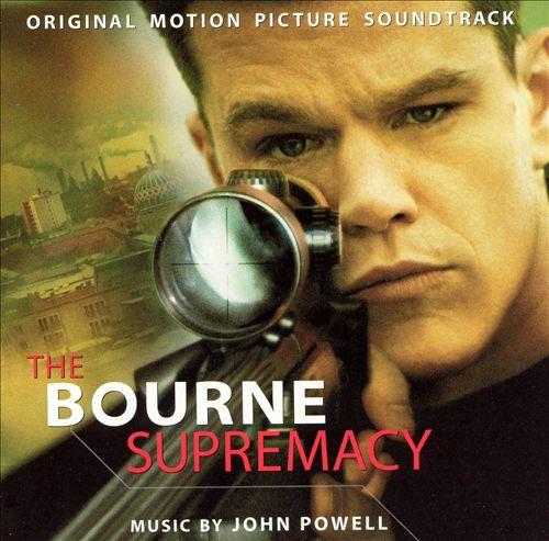 The Bourne Supremacy [Original Motion Picture Soundtrack]
