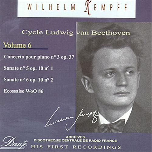 Cycle Ludwig Van Beethoven, Vol. 6