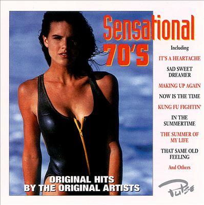 Sensational '70s [2002/Orange]