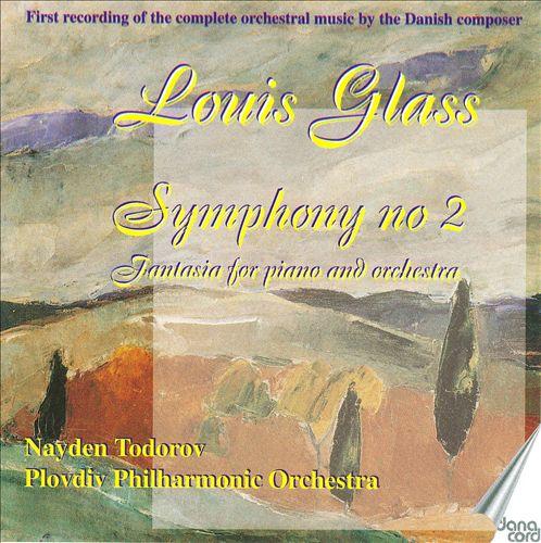 Louis Glass: Symphony No. 3