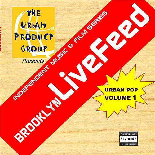 Brooklyn Live Feed: Urban Pop, Vol. 1