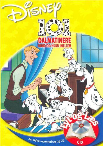101 Dalmatinere - Hund Og Hund Imellem: Lyt og Læs