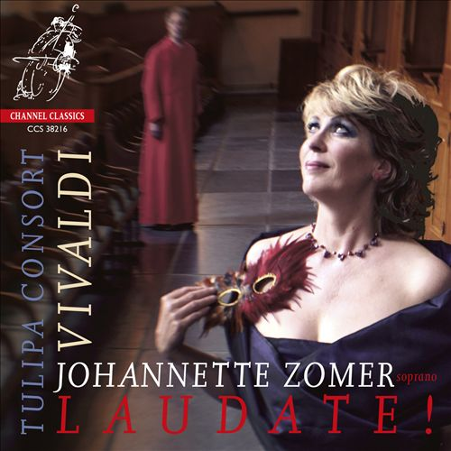 Vivaldi: Laudate - Vocal Works