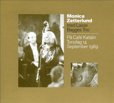 På Café Katalin Torsdag 14 Setpember 1989