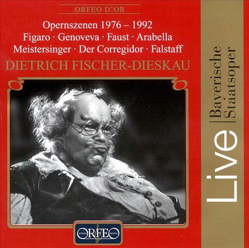 Dietrich Fischer-Dieskau: Live (1976-1992)
